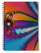 Tye Dye Spiral Notebook
