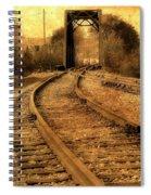 Tygart River Crossing Spiral Notebook