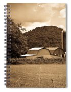 Typical Farm Place 1 Spiral Notebook
