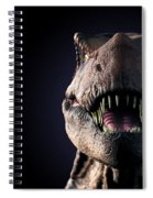 Tyrannosaurus Rex Spiral Notebook