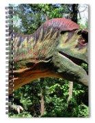 Tyrannosaurus Rex  T. Rex Spiral Notebook