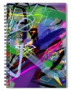 Tzaddik 6e Spiral Notebook
