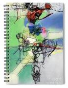 Tzadik 4a Spiral Notebook