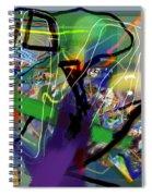 Tzadik 6 C Spiral Notebook