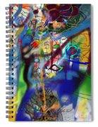 Tzadik 6h Spiral Notebook