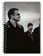 U2 Spiral Notebook