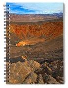 Ubehebe At Death Valley Spiral Notebook