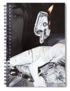 #uck Fame Spiral Notebook