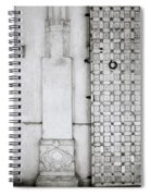 Udaipur City Palace Door Spiral Notebook