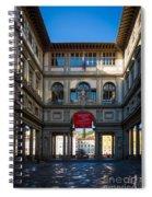 Uffizi Spiral Notebook