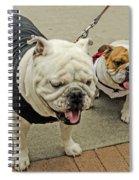Uga And Cindy Spiral Notebook