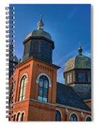 Ukranian Orthodox Church 20049 Spiral Notebook