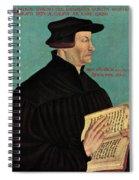 Ulrich Zwingli Spiral Notebook