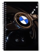 Ultimate Marque Spiral Notebook