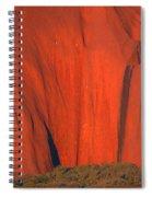 Uluru 2 Spiral Notebook