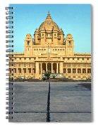 Umaid Bhawan Palace Spiral Notebook