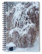 Umbrella Tree Spiral Notebook