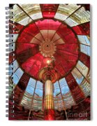Umpqua First Order Fresnel Spiral Notebook