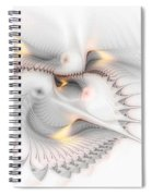 Unchained Melody Spiral Notebook