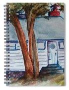 Uncle Bills Cottage Spiral Notebook