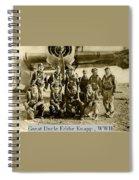 Uncle Eddie Pilot Spiral Notebook