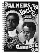 Uncle Tom's Cabin Company Spiral Notebook