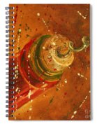Uncorked Spiral Notebook