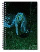 Undead Love Spiral Notebook