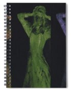 Undead X 3 Spiral Notebook