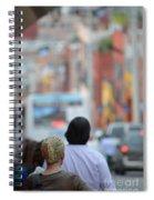 Under Control Spiral Notebook