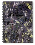 Under Cover Spiral Notebook