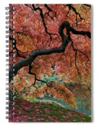 Under Fall's Cover Spiral Notebook