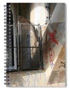 Under Key Bridge Spiral Notebook