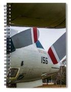 Under My Wing Spiral Notebook