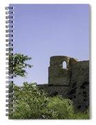 Under Siege Spiral Notebook