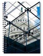 Under The Dome Spiral Notebook