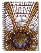 Under The Dome - Paris, France Spiral Notebook