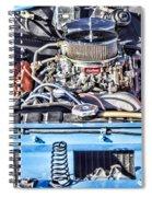 Under The Hood 2 Spiral Notebook