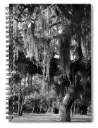 Under The Oaks Spiral Notebook