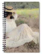 Under The Old Appletree Spiral Notebook