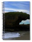 Under The Overhang #2 Spiral Notebook