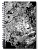 Under The Sea Ceiling Spiral Notebook