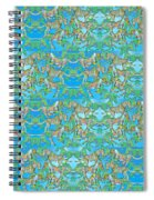 Under The Sea Horses Spiral Notebook