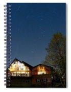 Under The Stars Spiral Notebook