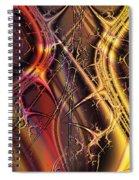Under The Surface Spiral Notebook