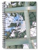 Under The Unisphere Spiral Notebook
