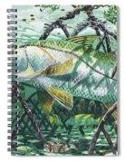 Undercover In0022 Spiral Notebook