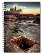 Underground Peek Spiral Notebook