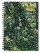 Undergrowth Spiral Notebook