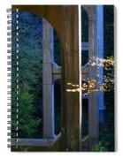 Underneath The Bridge Spiral Notebook